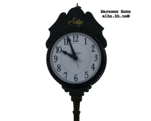 Городские часы №1