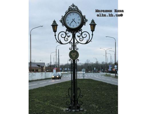Городские часы №3
