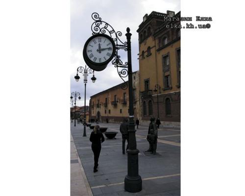 Городские часы №5